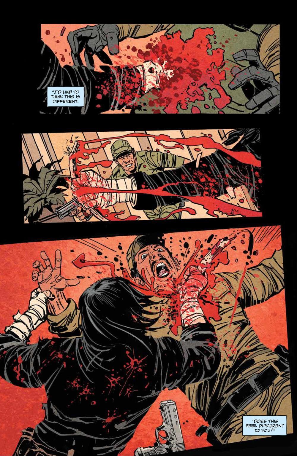 BRZRKR_v1_SC_PRESS_20 ComicList Previews: BRZRKR VOLUME 1 TP