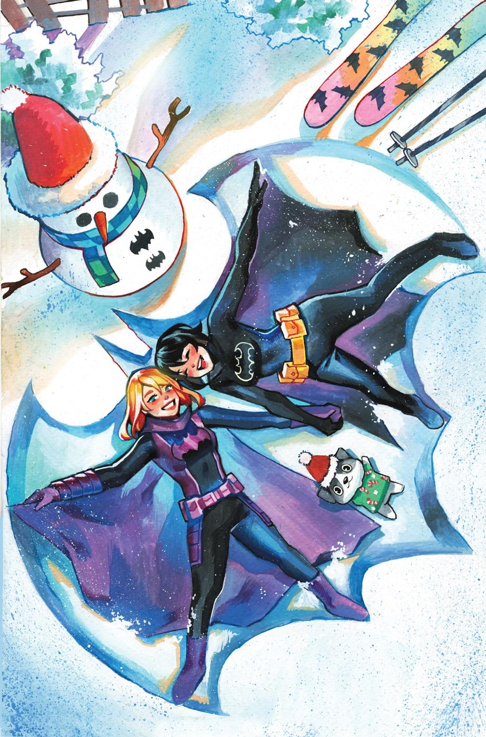 Batgirls_Cv2_1in25var_RianGonzales DC Comics December 2021 Solicitations