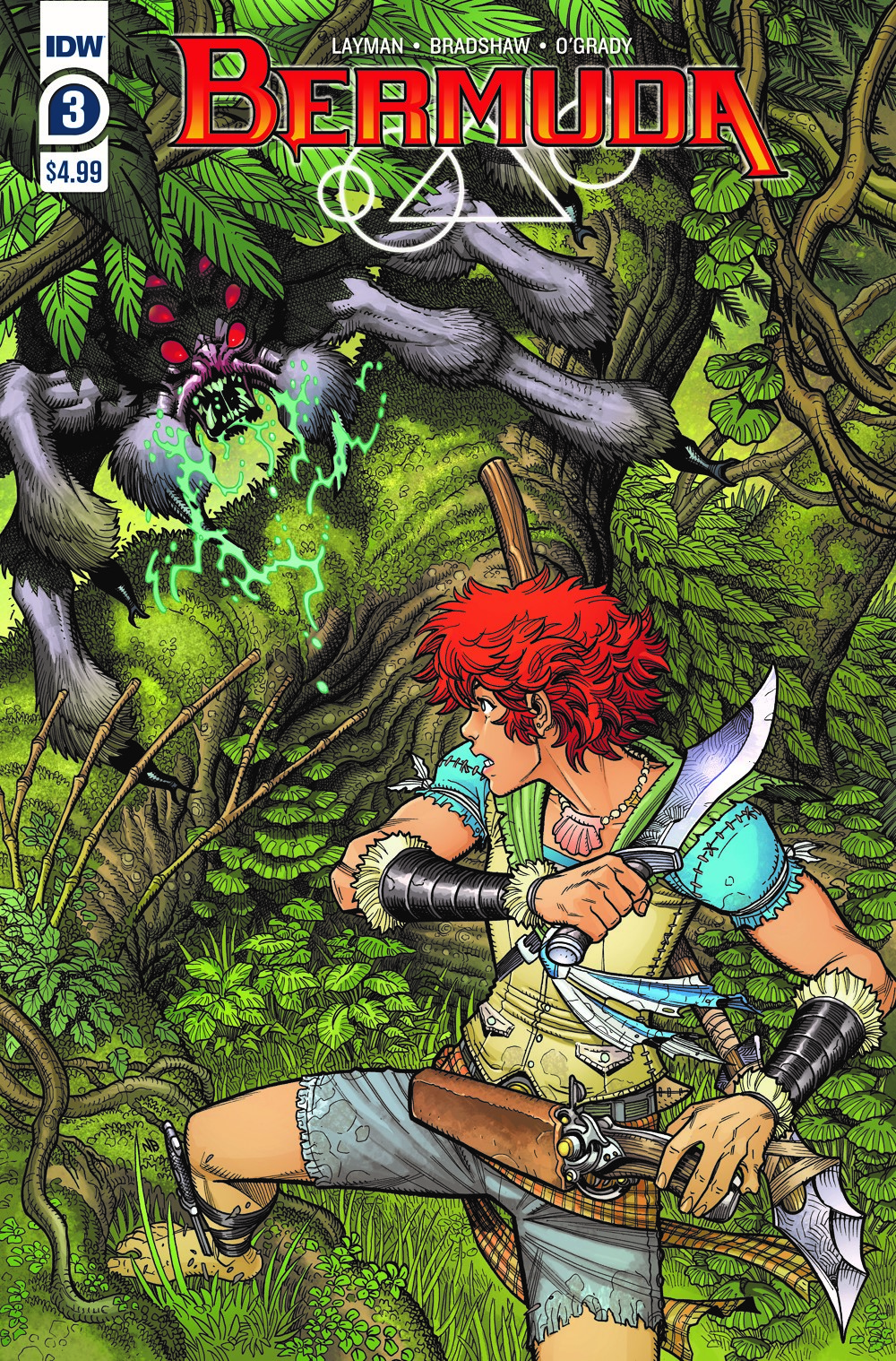 Bermuda03_CVR_A ComicList: IDW Publishing New Releases for 09/15/2021
