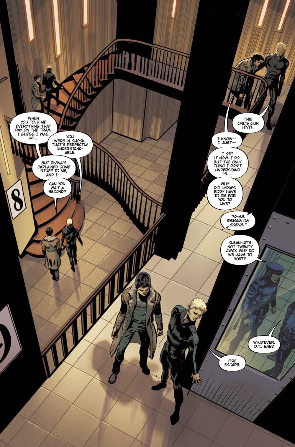 Blade-Runner-Origins-6-Page-4 ComicList Previews: BLADE RUNNER ORIGINS #6