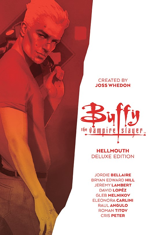 Buffy_Deluxe_v2_Hellmouth_HC_Cover ComicList: BOOM! Studios New Releases for 09/15/2021
