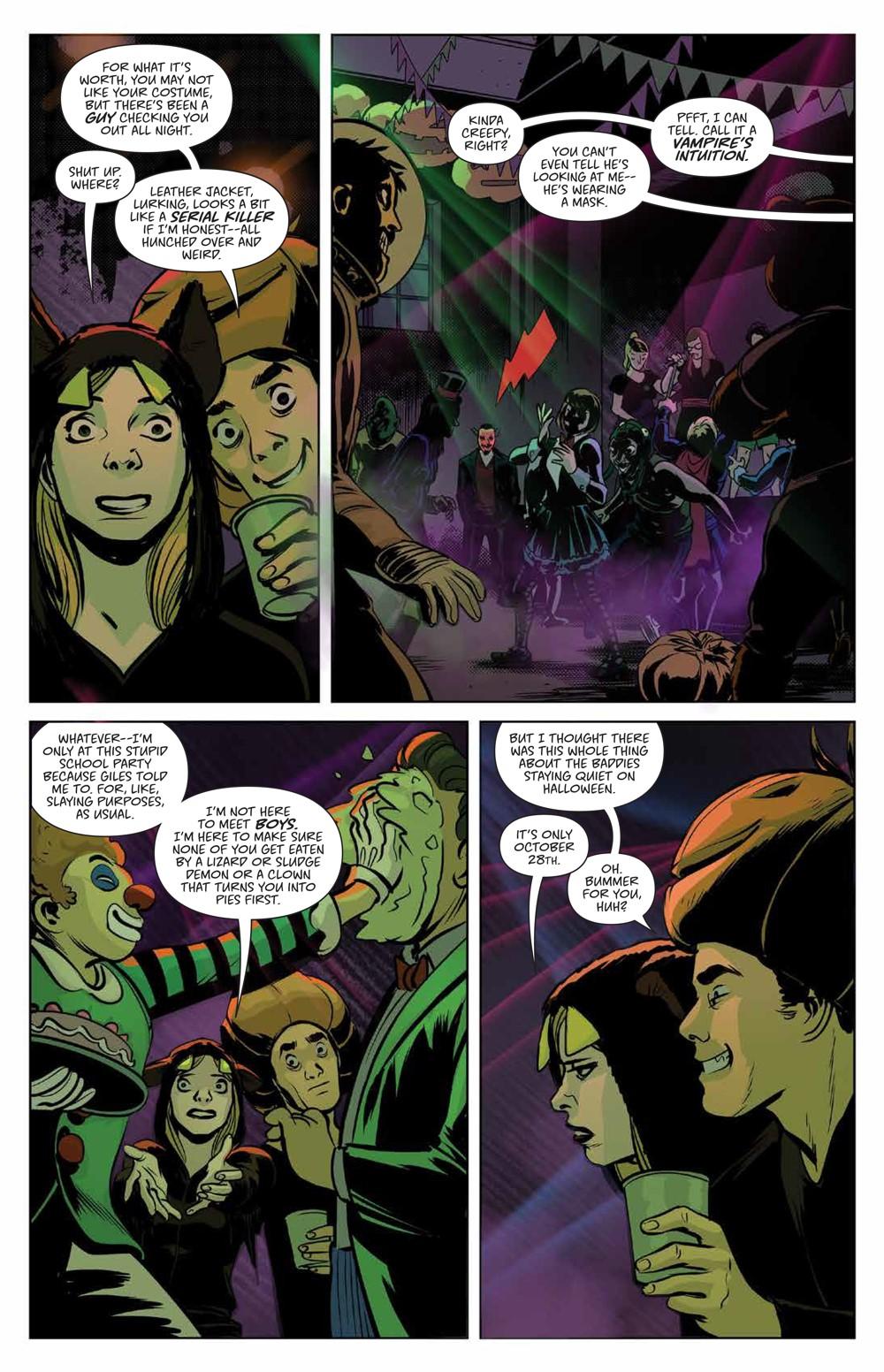 Buffy_Deluxe_v2_Hellmouth_HC_PRESS_12 ComicList Previews: BUFFY THE VAMPIRE SLAYER HELLMOUTH DELUXE EDITION HC