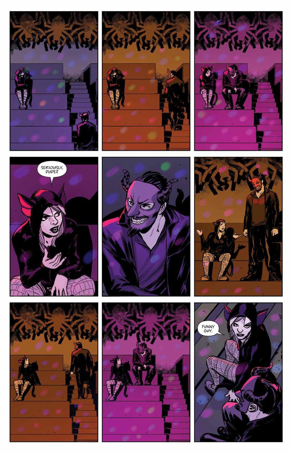 Buffy_Deluxe_v2_Hellmouth_HC_PRESS_17 ComicList Previews: BUFFY THE VAMPIRE SLAYER HELLMOUTH DELUXE EDITION HC