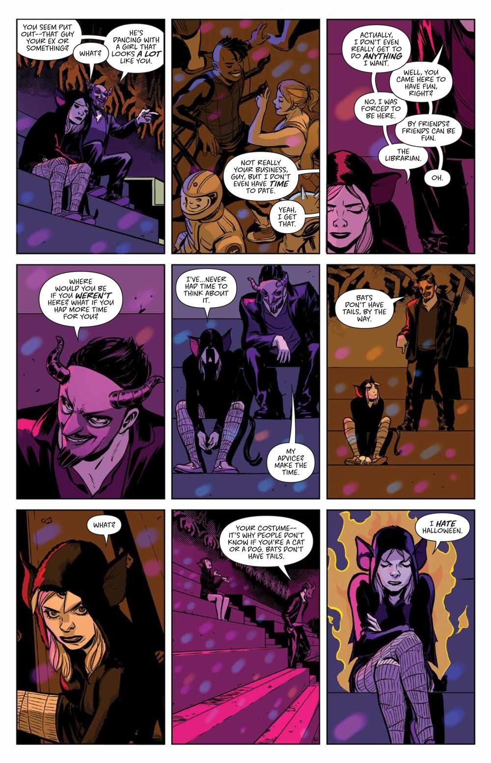 Buffy_Deluxe_v2_Hellmouth_HC_PRESS_18 ComicList Previews: BUFFY THE VAMPIRE SLAYER HELLMOUTH DELUXE EDITION HC