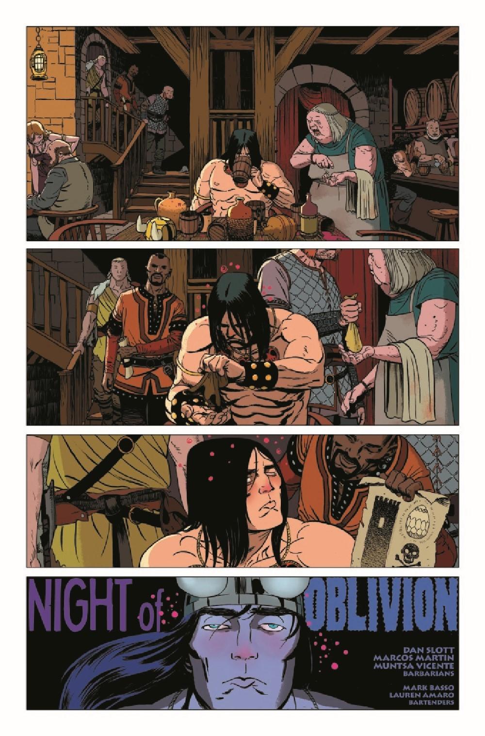 CONANBARB2019025_Preview-6 ComicList Previews: CONAN THE BARBARIAN #25
