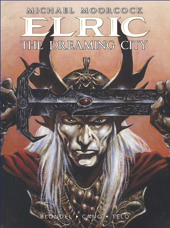 CVR-A-BRUNNER ComicList Previews: ELRIC THE DREAMING CITY #2