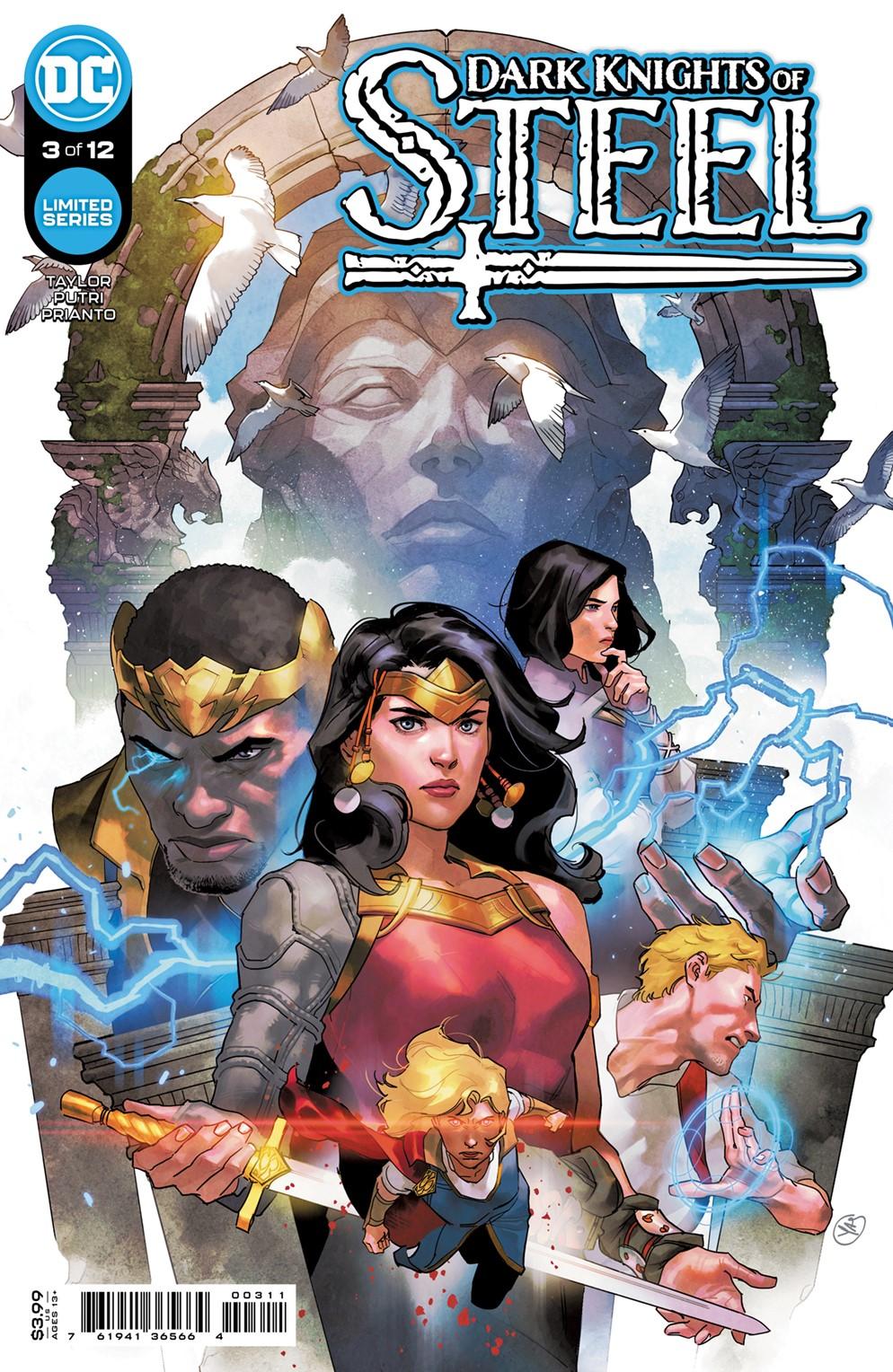 DKoS_Cv3 DC Comics December 2021 Solicitations