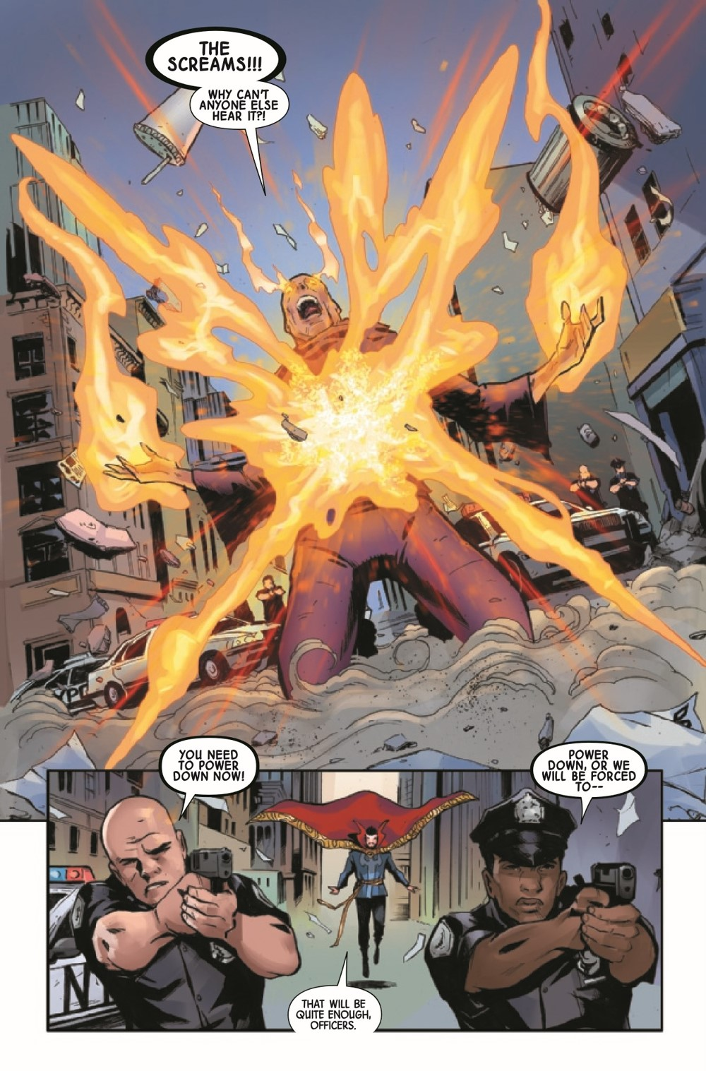 DRSDEATH2021001_Preview-3 ComicList Previews: DEATH OF DOCTOR STRANGE #1 (OF 5)