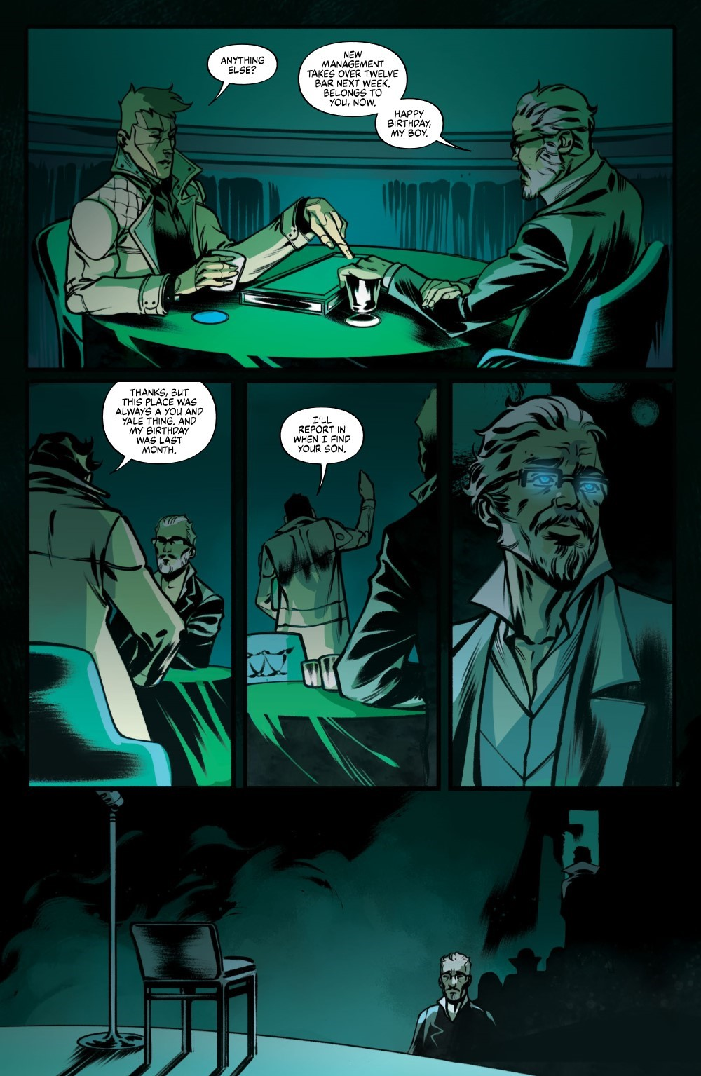 DRYAD-V2-TPB-REFERENCE-012 ComicList Previews: DRYAD VOLUME 2 TP
