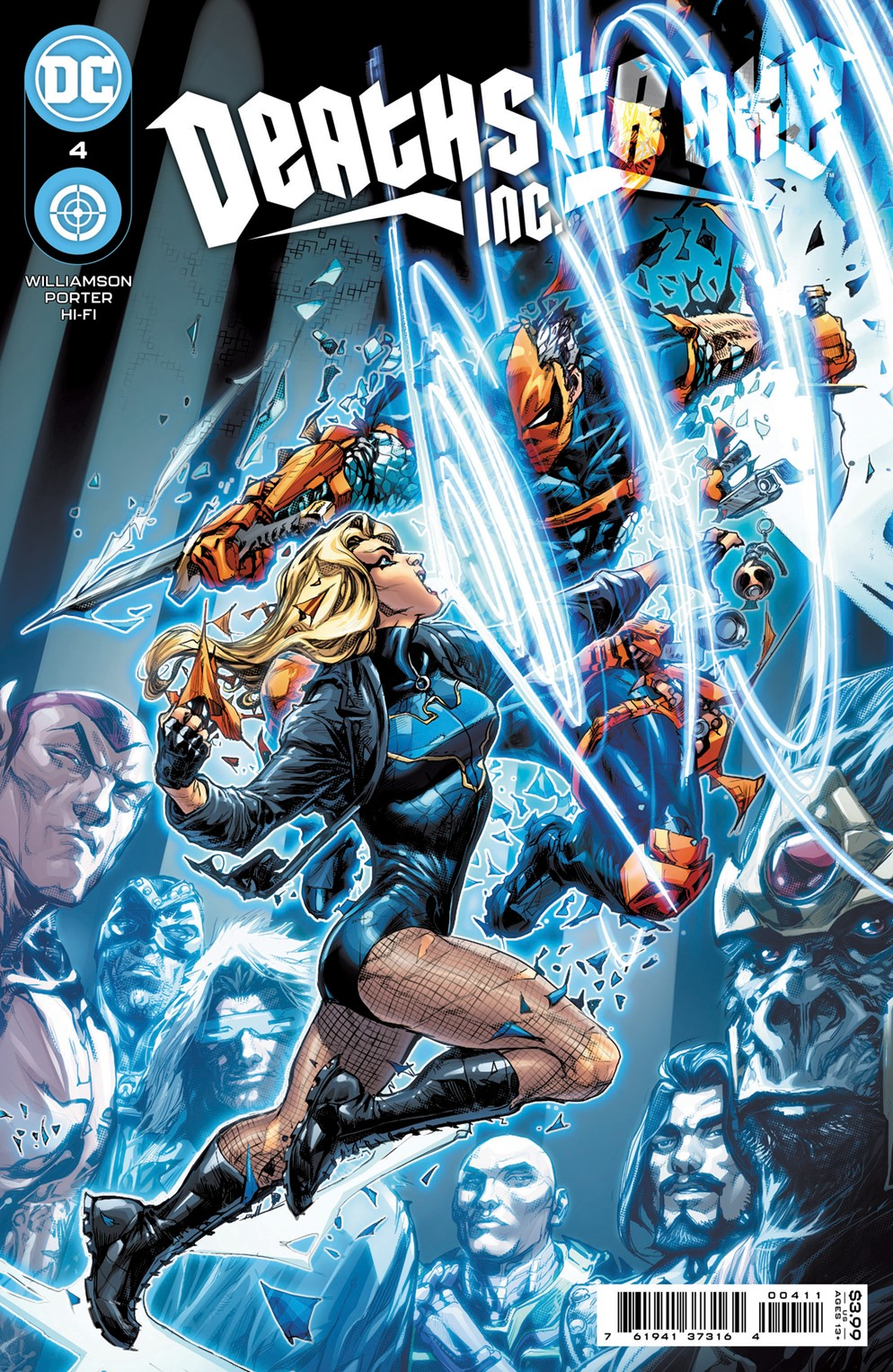 DSKINC_Cv4 DC Comics December 2021 Solicitations