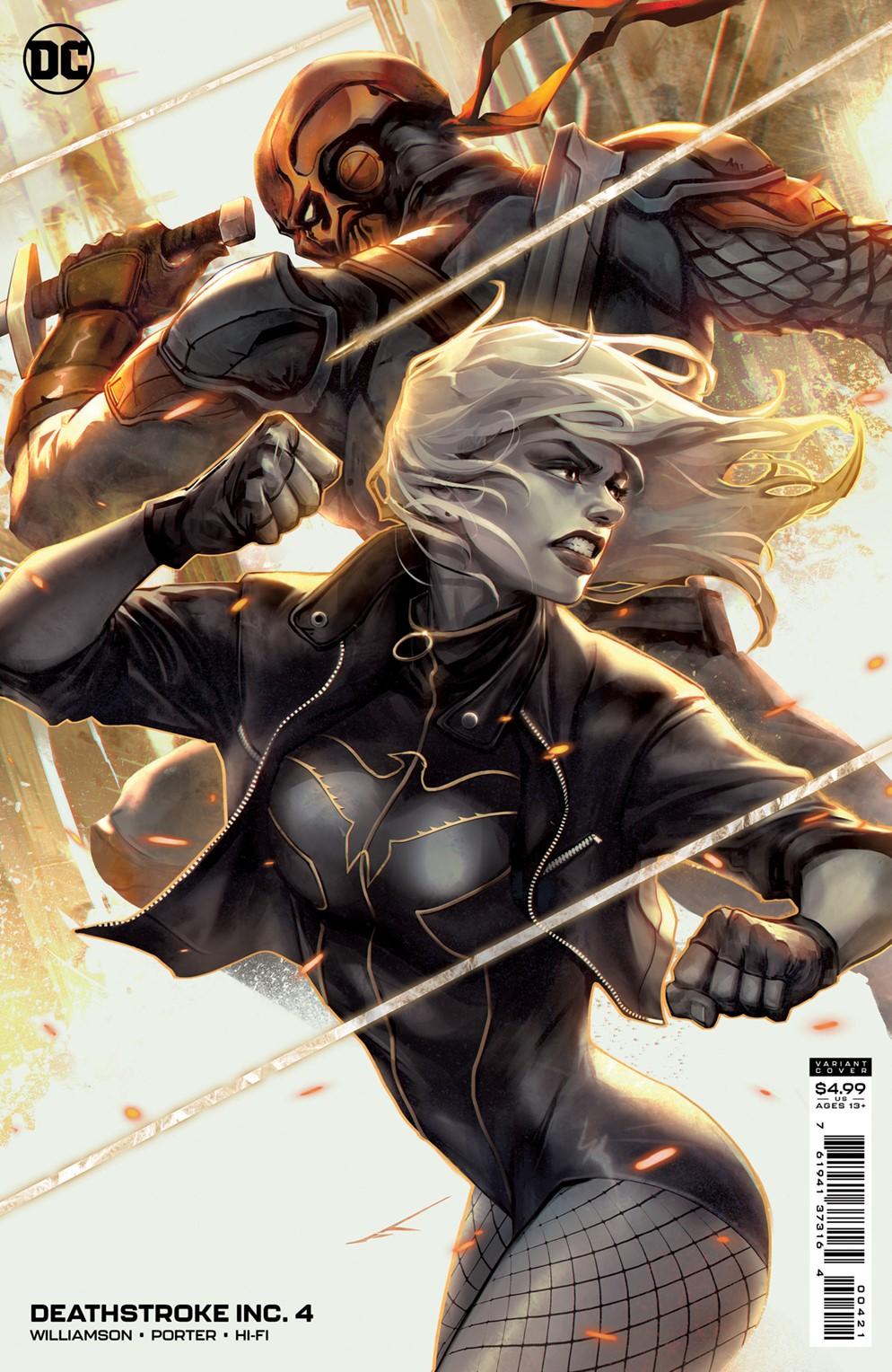 DSKINC_Cv4_var DC Comics December 2021 Solicitations