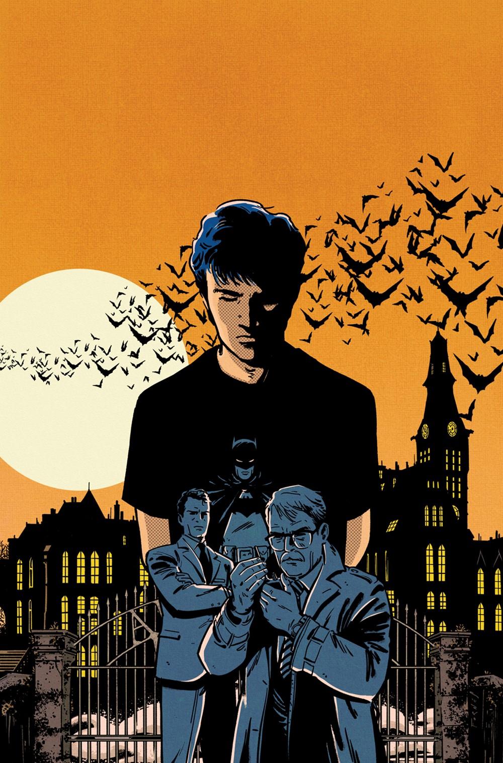 DetectiveComics1047-1-in-25-cover DC Comics December 2021 Solicitations