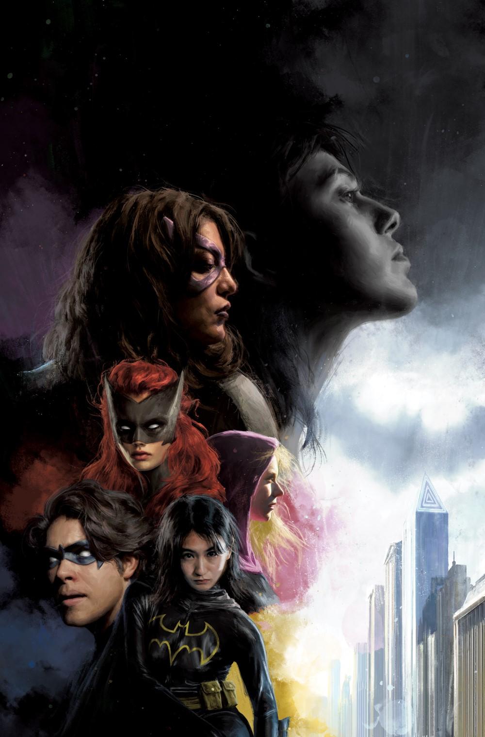 DetectiveComics1047-Main-Cover DC Comics December 2021 Solicitations