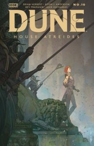 Dune_HouseAtreides_010_Cover_A_Main-195x300 ComicList Previews: DUNE HOUSE ATREIDES #10 (OF 12)