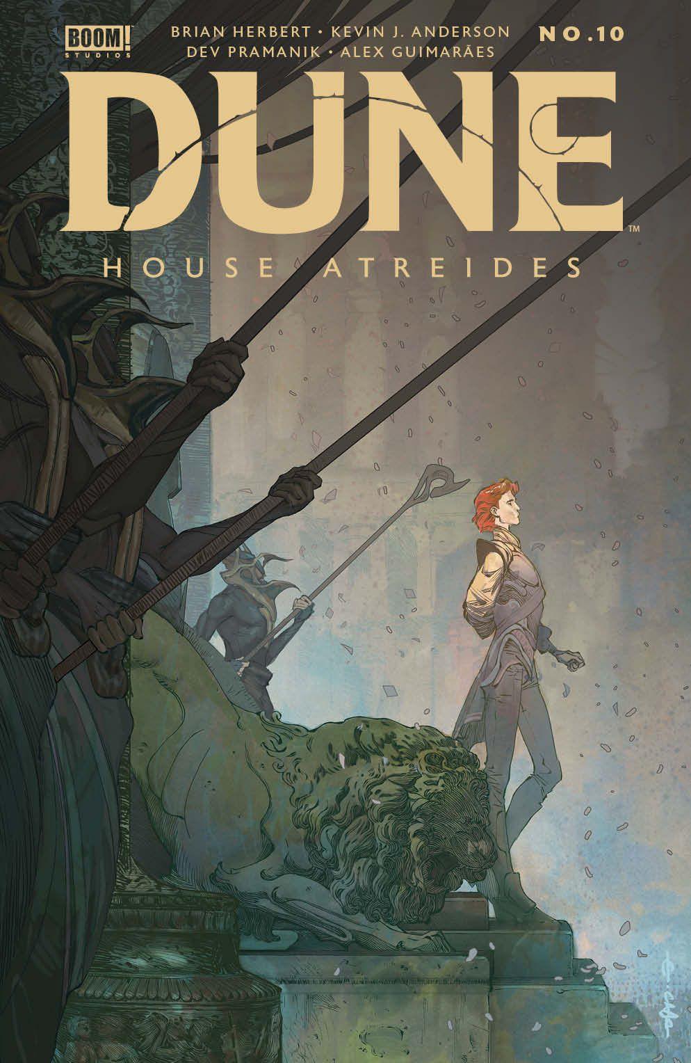 Dune_HouseAtreides_010_Cover_A_Main ComicList Previews: DUNE HOUSE ATREIDES #10 (OF 12)