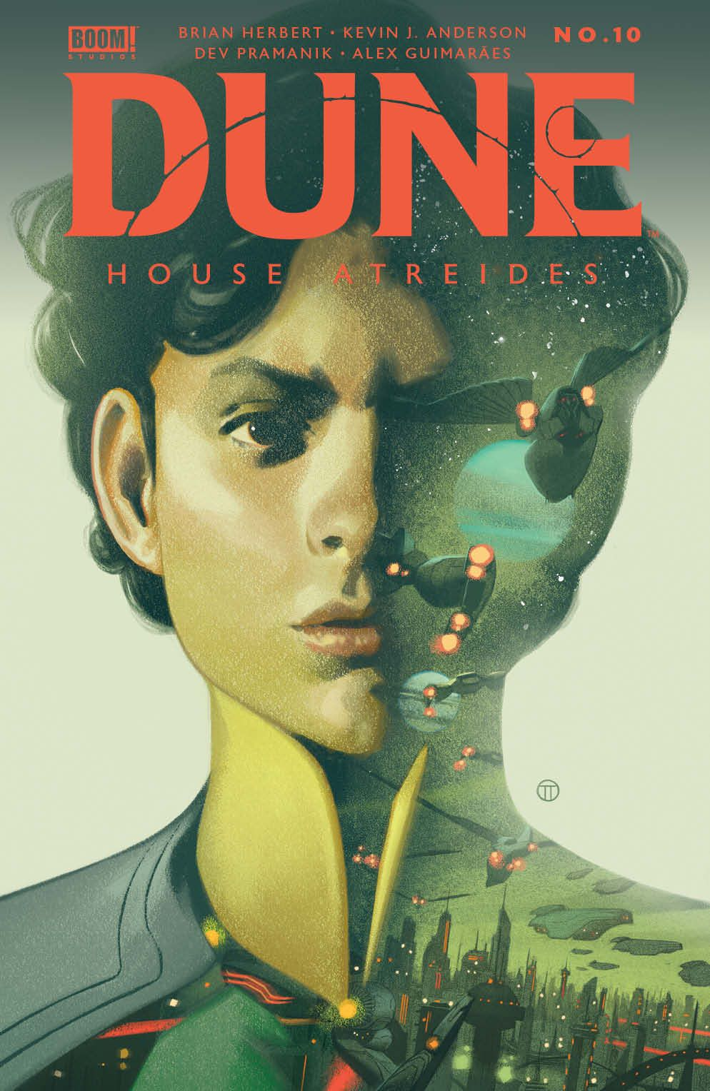 Dune_HouseAtreides_010_Cover_B_Variant ComicList: BOOM! Studios New Releases for 09/22/2021