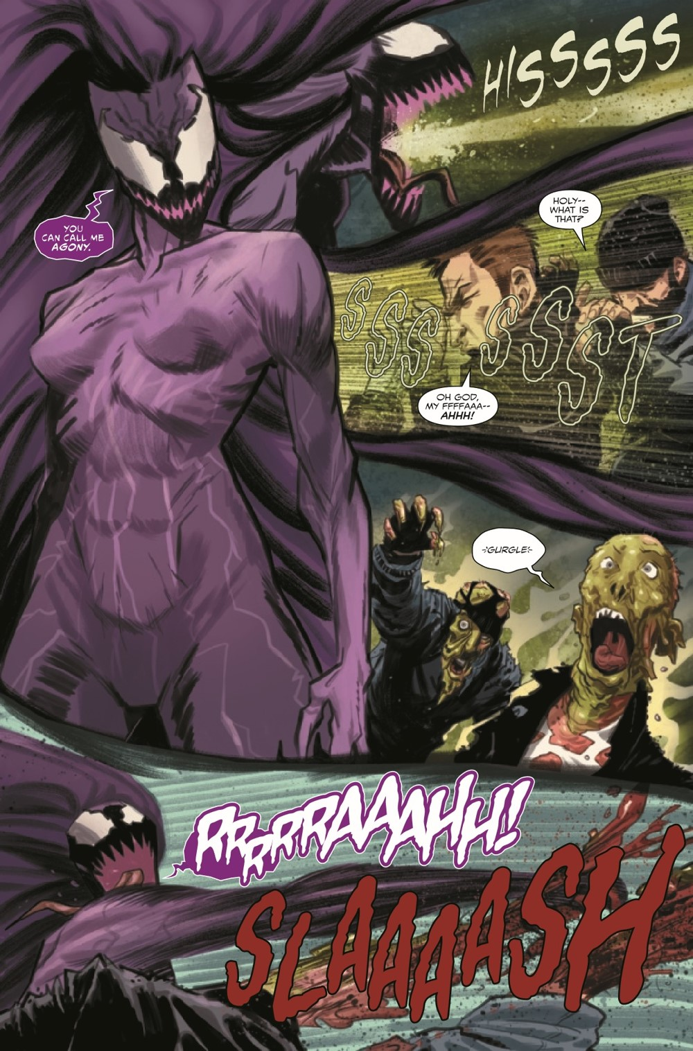 EXTCARNAG2021001_Preview-6 ComicList Previews: EXTREME CARNAGE AGONY #1