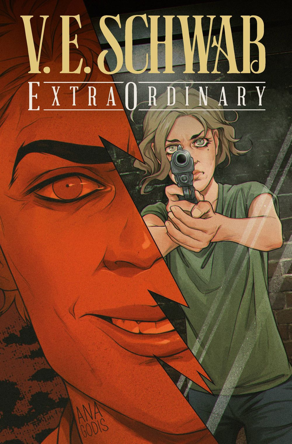 EXTRAORDINARY-4-CVR-C-GODIS ComicList Previews: EXTRAORDINARY #4