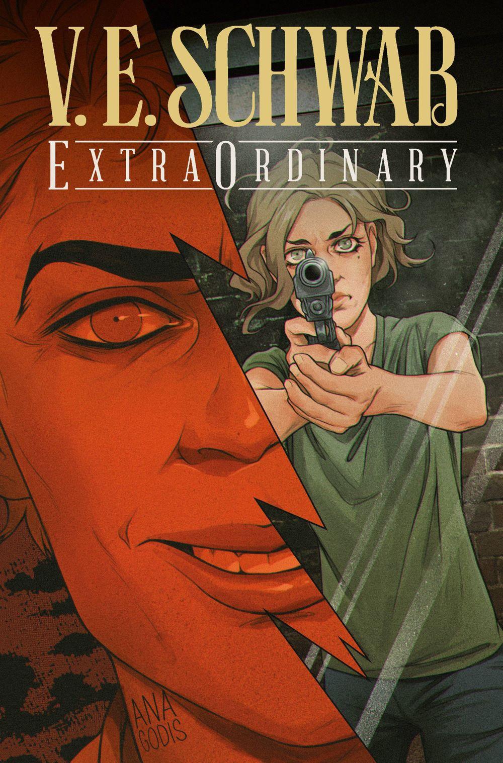 EXTRAORDINARY-4-CVR-C-GODIS ComicList: Titan Comics New Releases for 09/15/2021