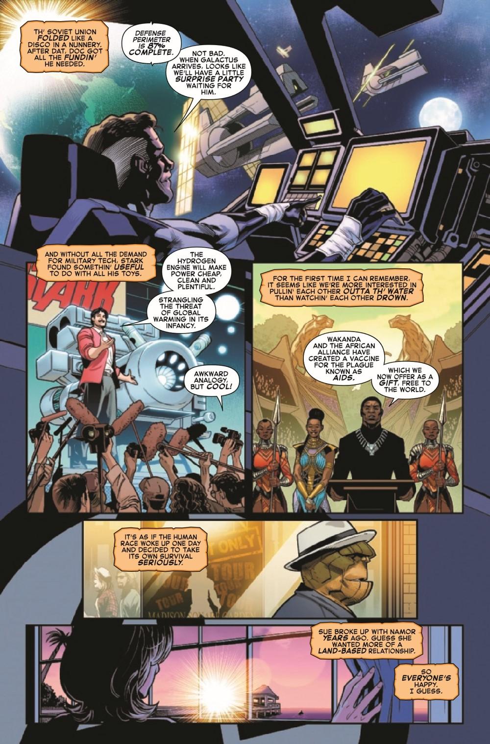 FFLIFESTORY2019004_Preview-4 ComicList Previews: FANTASTIC FOUR LIFE STORY #4 (OF 6)