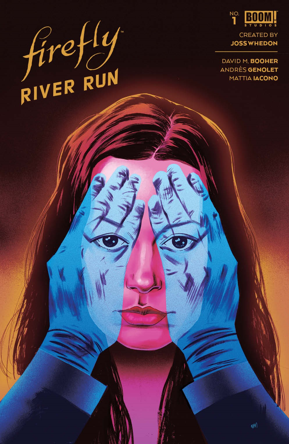 Firefly_RiverRun_001_Cover_C2_Variant ComicList Previews: FIREFLY RIVER RUN #1