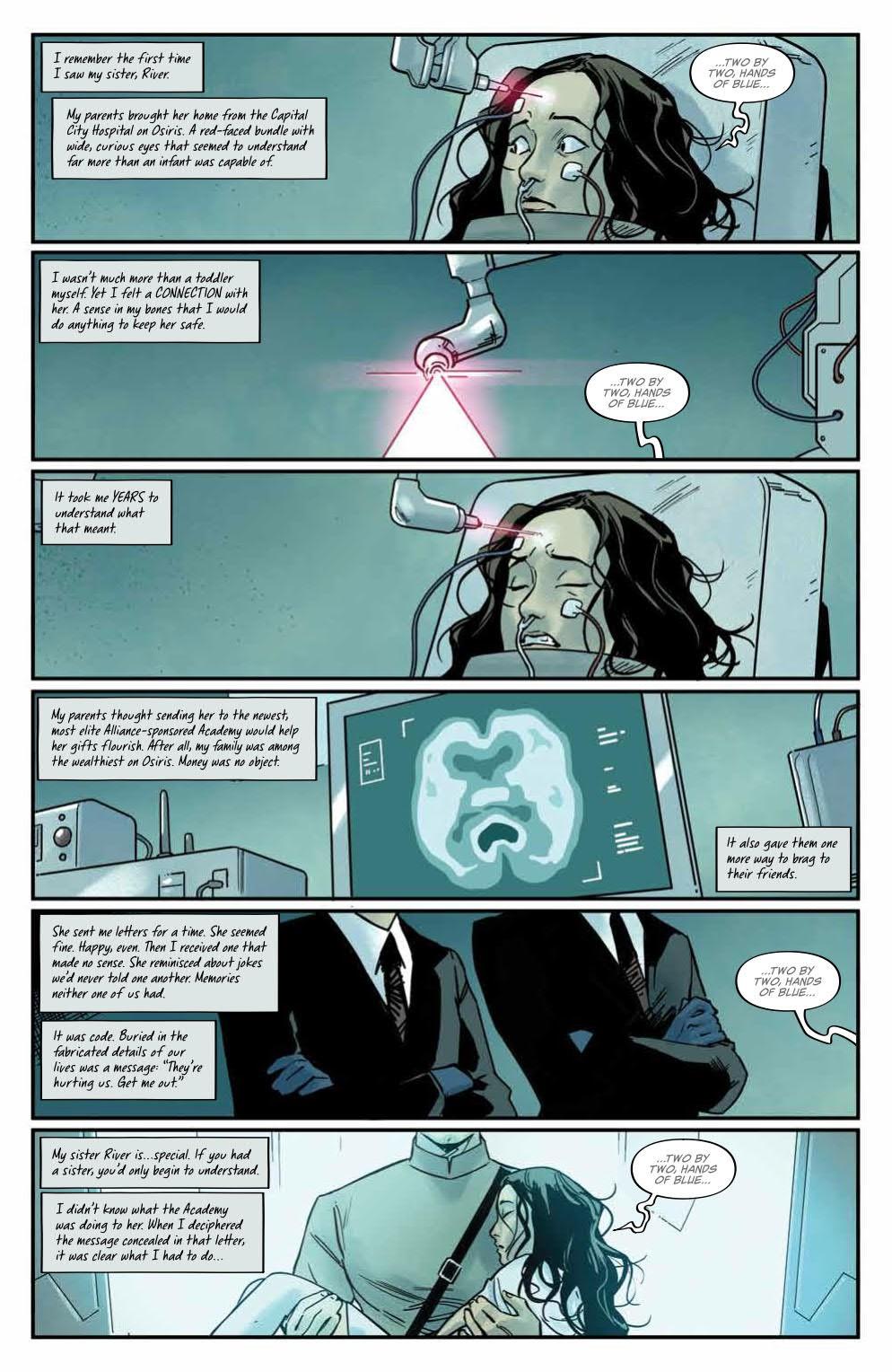 Firefly_RiverRun_001_PRESS_2 ComicList Previews: FIREFLY RIVER RUN #1