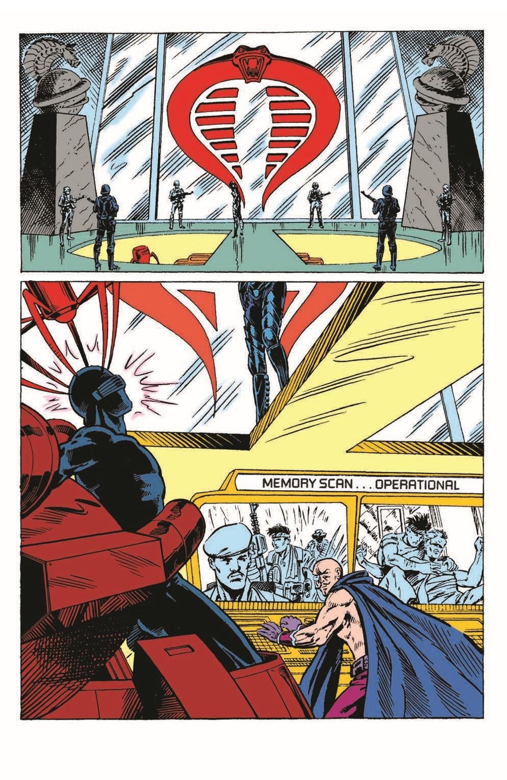 GIJoeRAH_Yearbook03-pr-7 ComicList Previews: G.I. JOE A REAL AMERICAN HERO YEARBOOK #3