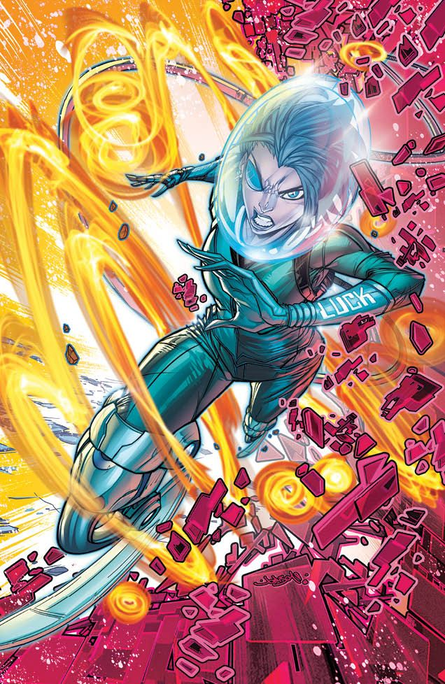 GoodLuck_004_Cover_B_Variant ComicList: BOOM! Studios New Releases for 09/22/2021