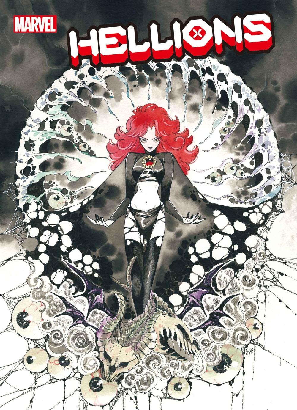 HELLIONS2020018_Momoko-1 Marvel Comics December 2021 Solicitations