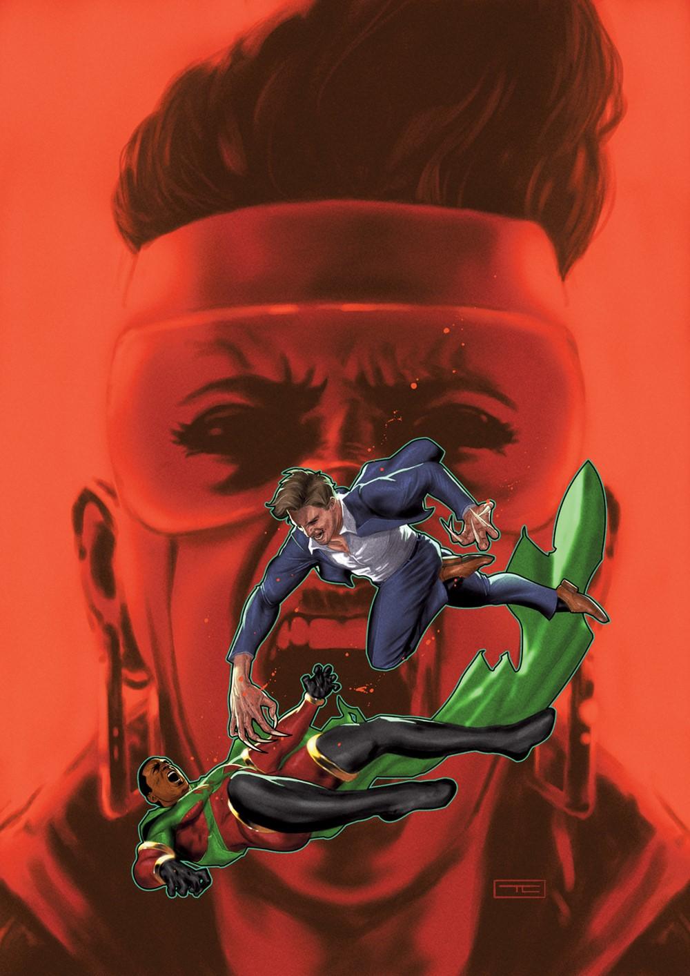 ICONANDROCKET6 DC Comics December 2021 Solicitations