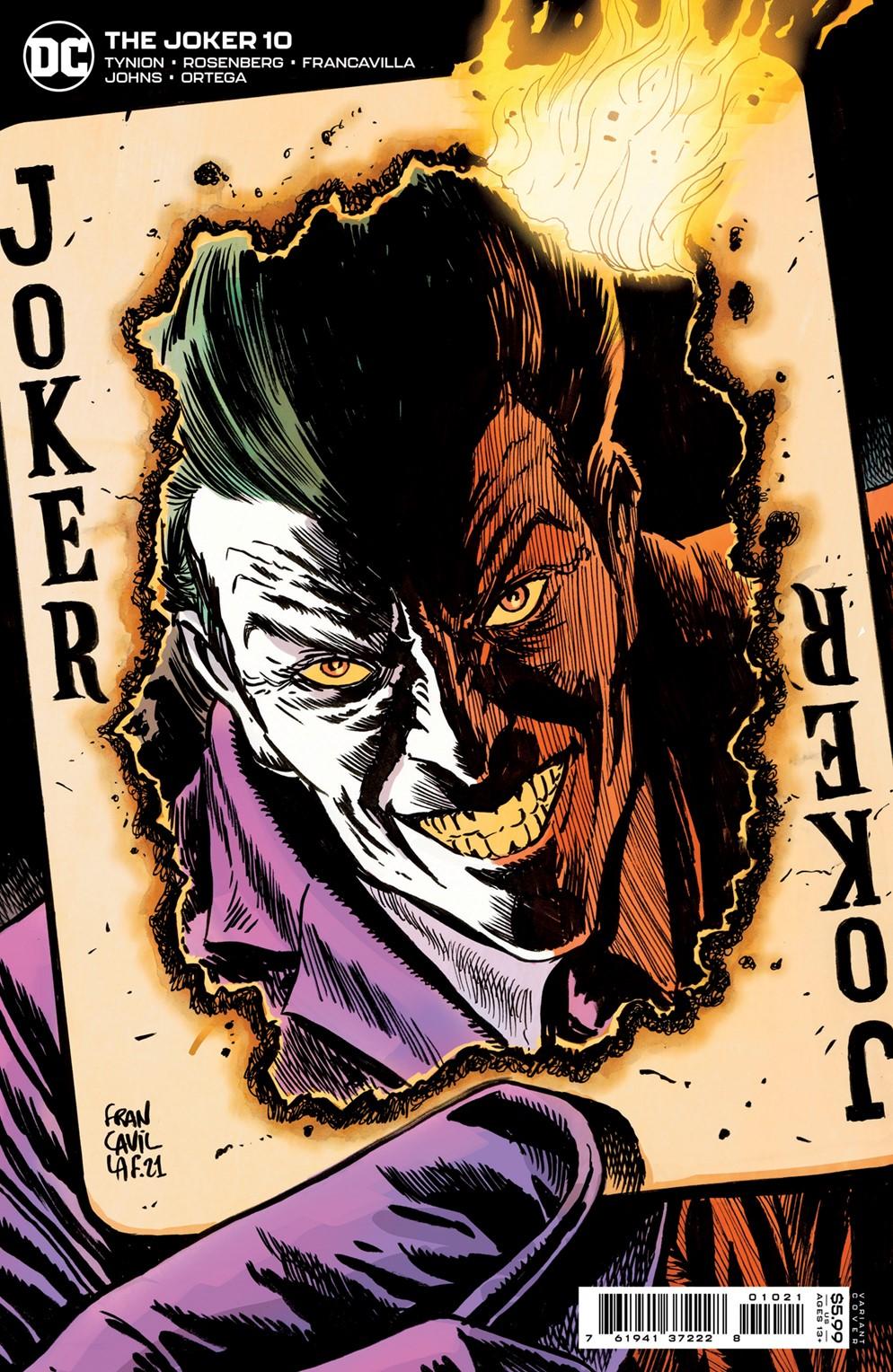 JKR_Cv10_var DC Comics December 2021 Solicitations