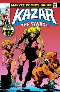 Ka-Zar-the-Savage-1-195x300 Trending Comics & Oddballs: Bernie Wrightson and Ka-Zar