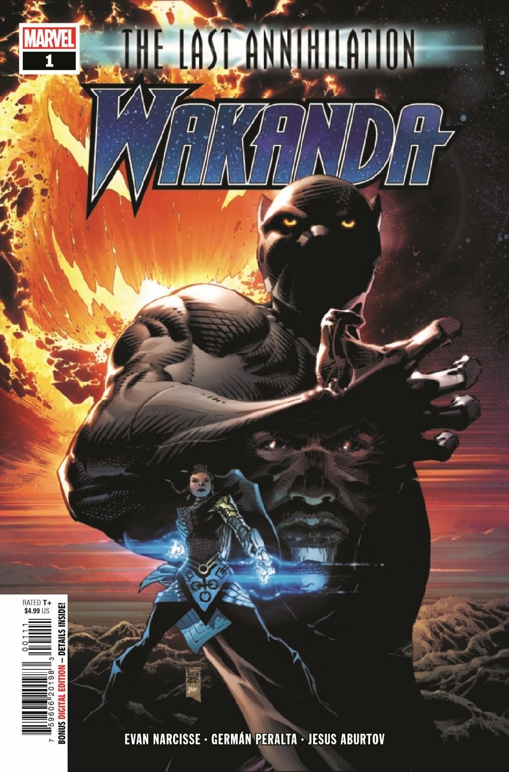 LASTANNIHWA2021001_Preview-1 ComicList Previews: LAST ANNIHILATION WAKANDA #1