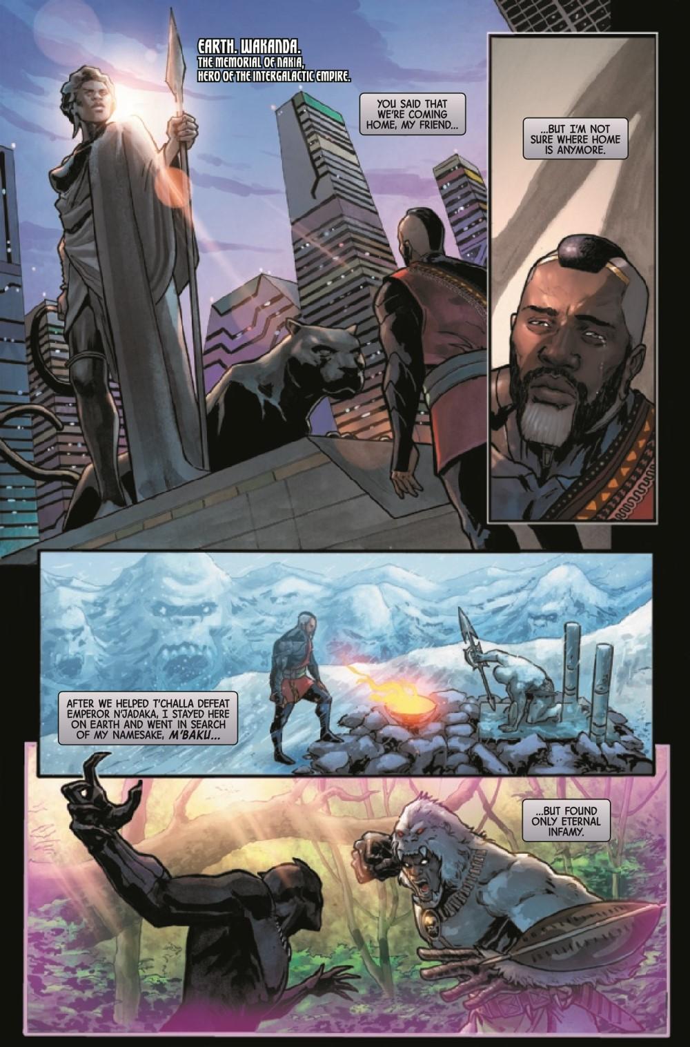 LASTANNIHWA2021001_Preview-3 ComicList Previews: LAST ANNIHILATION WAKANDA #1