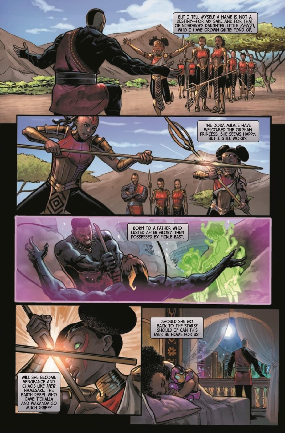 LASTANNIHWA2021001_Preview-4 ComicList Previews: LAST ANNIHILATION WAKANDA #1