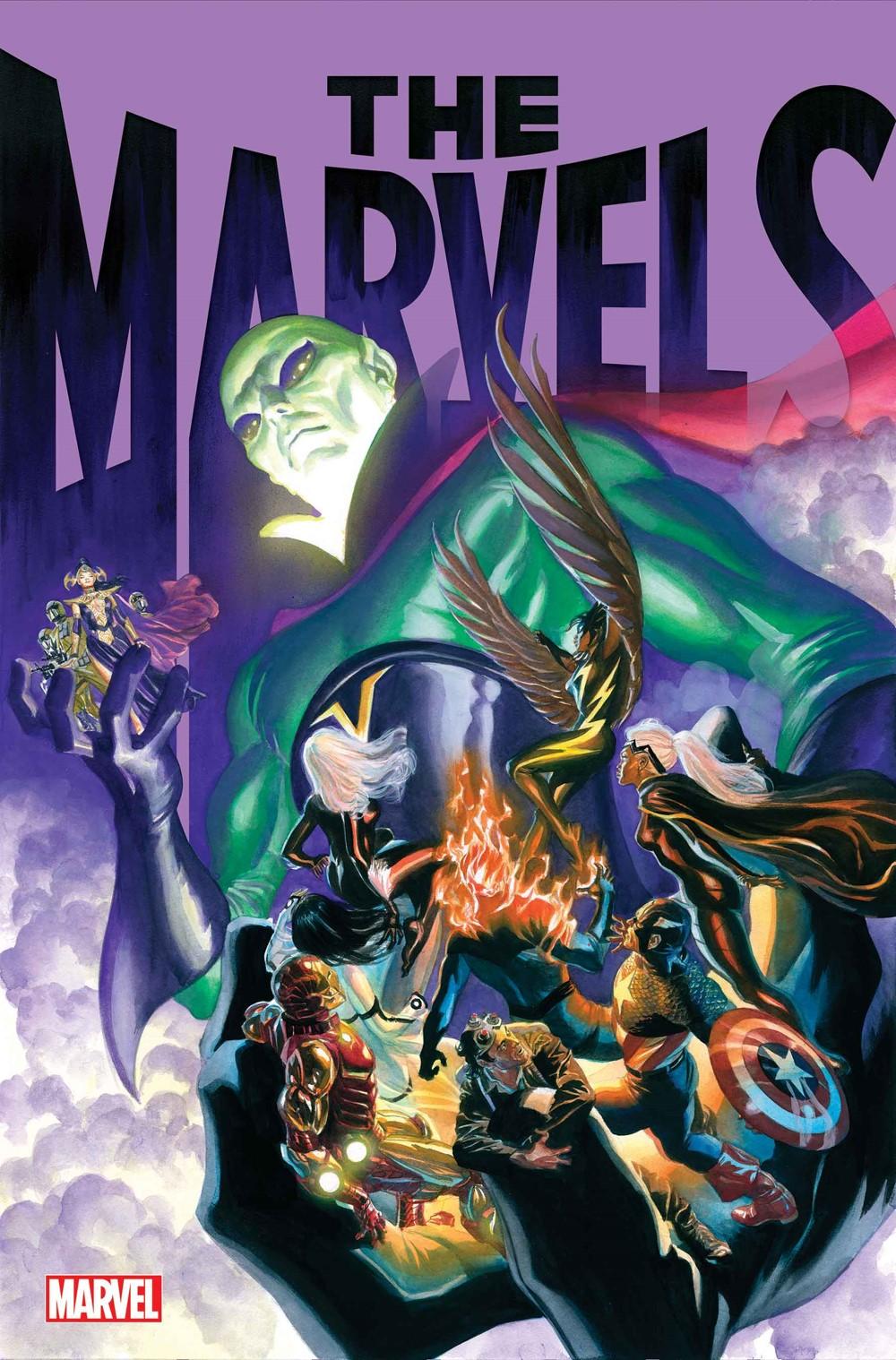 MAR2021007_Cov Marvel Comics December 2021 Solicitations
