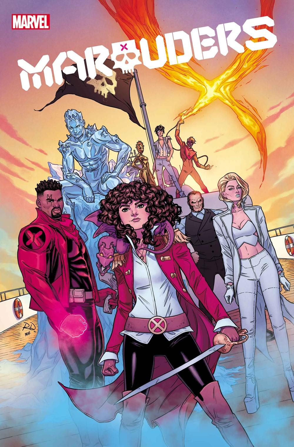MARAUDERS2019027_cover_col Marvel Comics December 2021 Solicitations