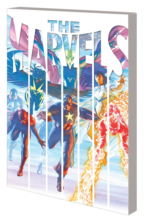MARVELS_VOL_1_TPB Marvel Comics December 2021 Solicitations