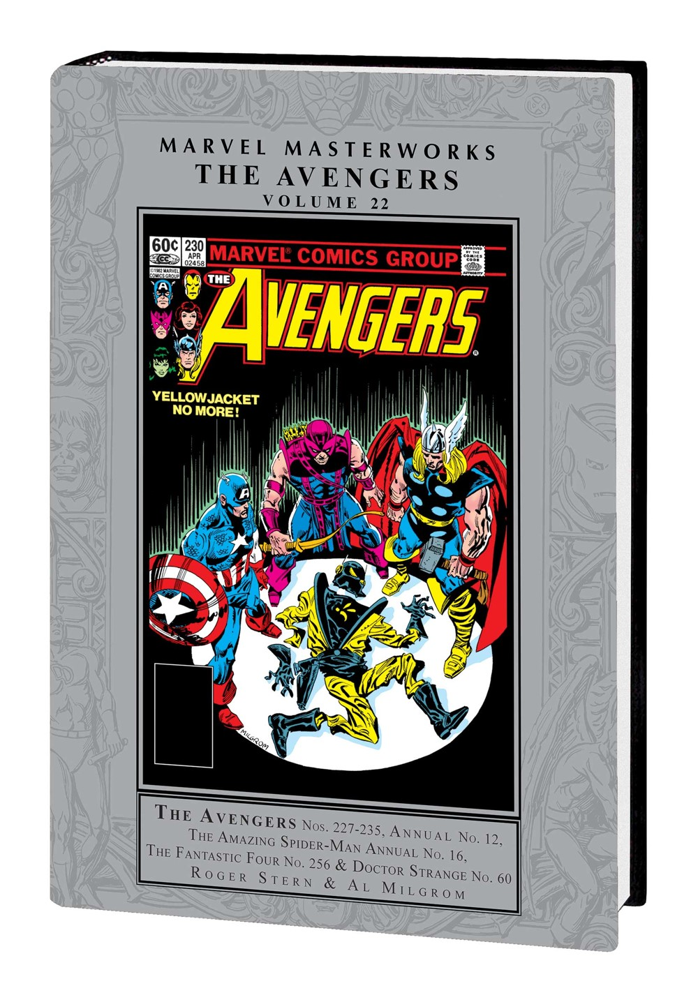 MMAVEN022_HC Marvel Comics December 2021 Solicitations