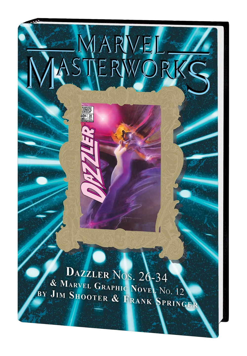 MMDAZZLER003_HC_var Marvel Comics December 2021 Solicitations