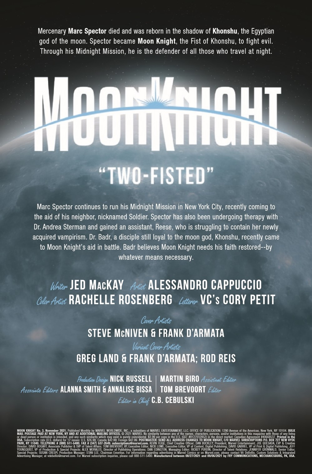 MOONKN2021003_Preview-2 ComicList Previews: MOON KNIGHT #3