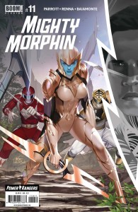 MightyMorphin_011_Cover_A_Main-195x300 ComicList Previews: MIGHTY MORPHIN #11
