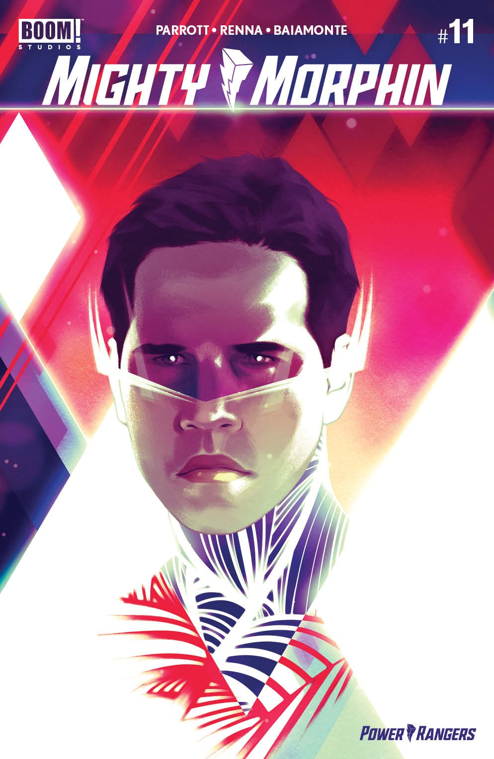 MightyMorphin_011_Cover_E_Variant ComicList Previews: MIGHTY MORPHIN #11