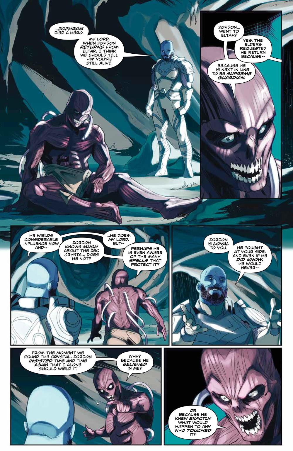 MightyMorphin_011_PRESS_4 ComicList Previews: MIGHTY MORPHIN #11