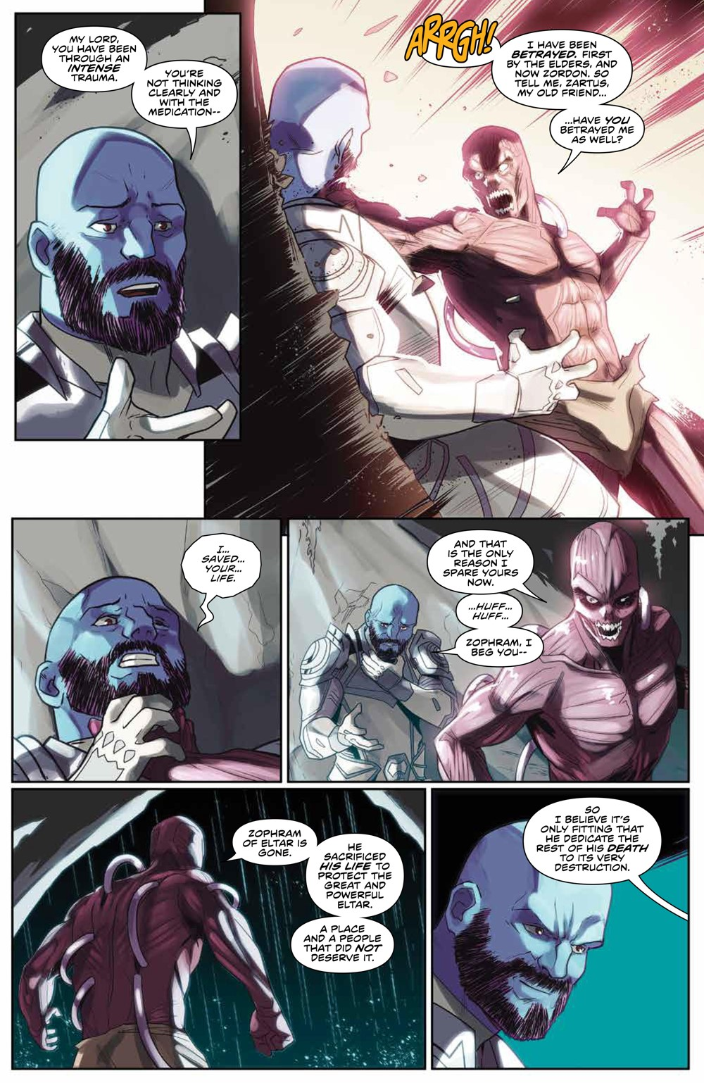 MightyMorphin_011_PRESS_5 ComicList Previews: MIGHTY MORPHIN #11