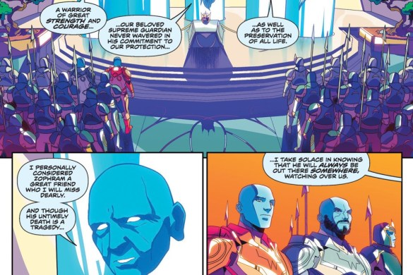 MightyMorphin_012_InteriorArt_001_PROMO First Look at MIGHTY MORPHIN #12 from BOOM! Studios