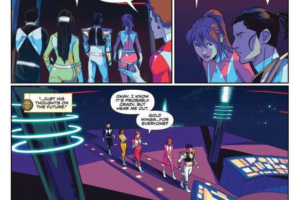 MightyMorphin_012_InteriorArt_004_PROMO First Look at MIGHTY MORPHIN #12 from BOOM! Studios