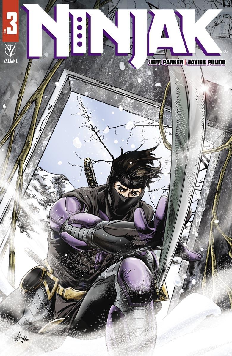 NINJAK_COVER_B ComicList Previews: NINJAK #3