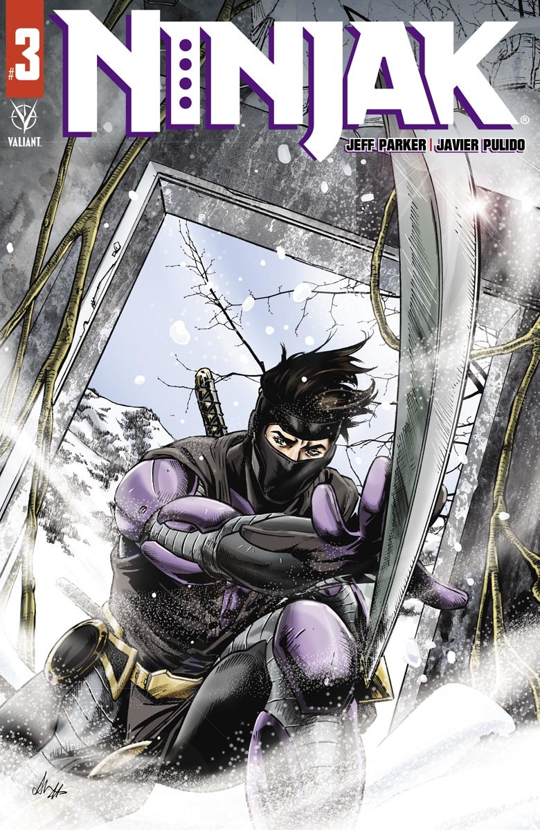 NINJAK_COVER_B ComicList: Valiant Entertainment New Releases for 09/15/2021