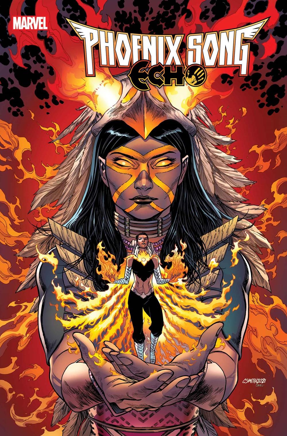PHXSONGECHO2021003_cvr Marvel Comics December 2021 Solicitations